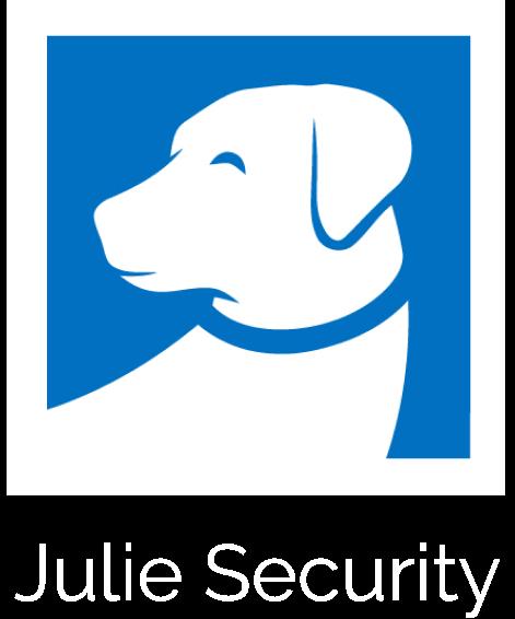 JS Logo White